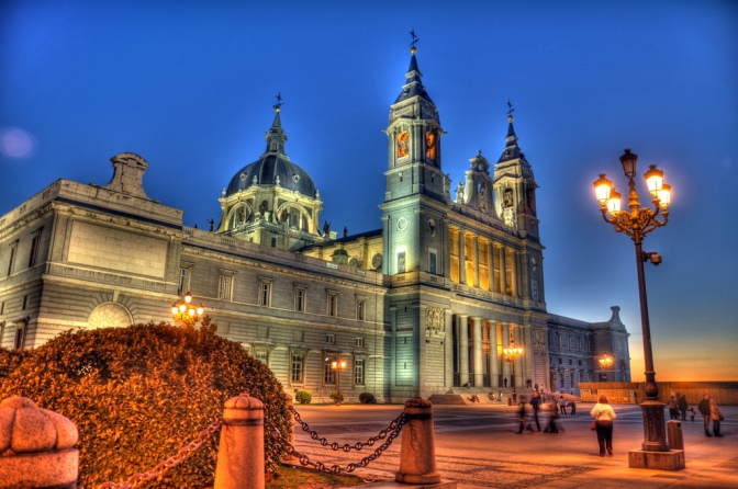 Video Post: Madrid, Spain – Tourist Attractions