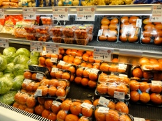 Produce aisle