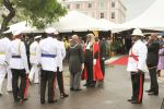Governor General and Cheif Justice by Yontalay Bowe