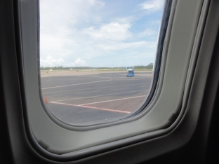 Boarding, Nassau