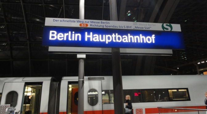 Berlin Part One