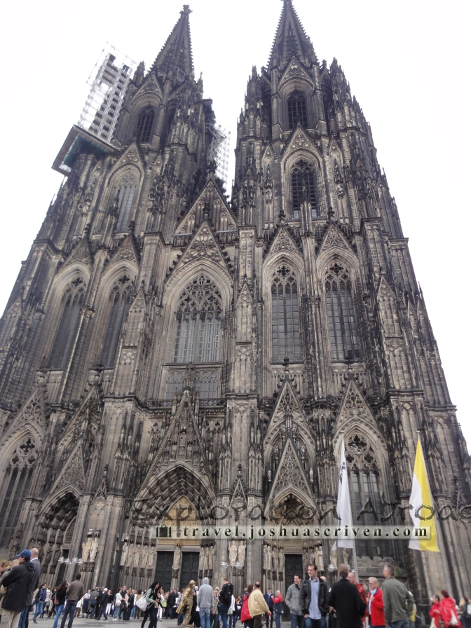 Video Post: Cologne Cathedral