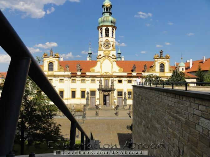 Sightseeing: Praha