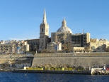 Our Lady of Mt Carmel From Valletta