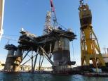 Giant Oil Rig