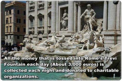 Trevi, Rome