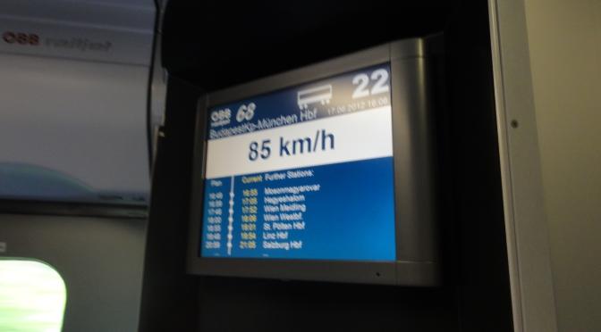 Nach Österreich, Nach Wien!
