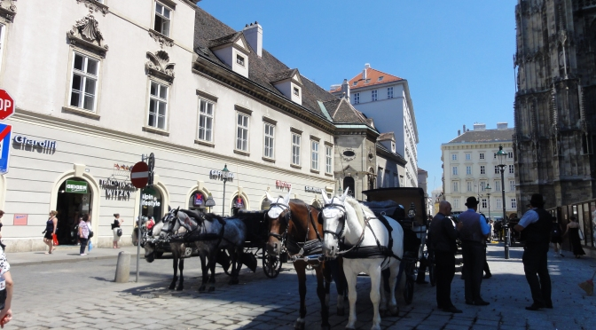 In Vienna …And Some Long German Words