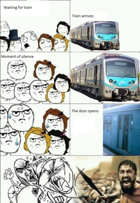 London tube anyone? :D