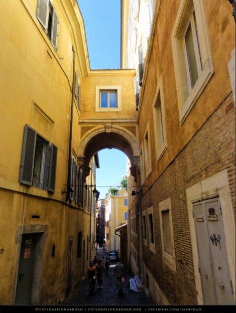 Exploring Rome