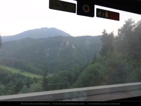 Austrian Hillside